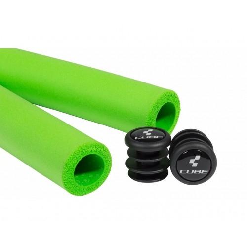Χειρολαβές Cube SCR Grips Green - 13156 Δαλαβίκας bikes