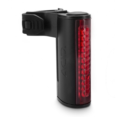 "Φανάρι οπίσθιο Acid by Cube LED Light HPA ""Red"""